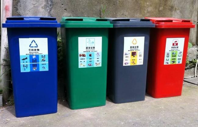 垃圾分类是责任,垃圾收费是趋势